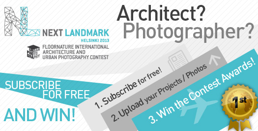 FLOORNATURE INTERNATIONAL ARCHITECTURE CONTEST