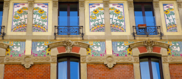 Due itinerari Liberty a Milano per l'Art Nouveau Week